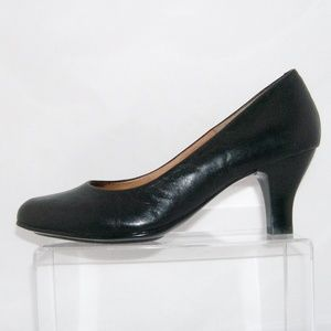 1f9494e2883 Sofft Shoes - Sofft black leather almond toe 1039711 pumps 8.5M